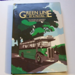 Green Line By A.McCall The History of London's Country Bus Services @SOLD@